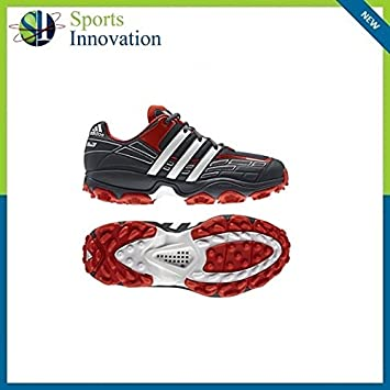 ADIDAS Adistar S3 Shoes, Unisex Hockey S3 Shoes, Gris/ Adistar Blanco/ Rojo, Reino Unido c0d5ea1 - grind.website