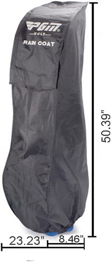 PGM Waterproof Rain Cover Rain Coat for Golf Bag