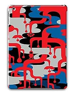 iPad Air Zune Abstract PC Custom iPad Air Case Cover Black