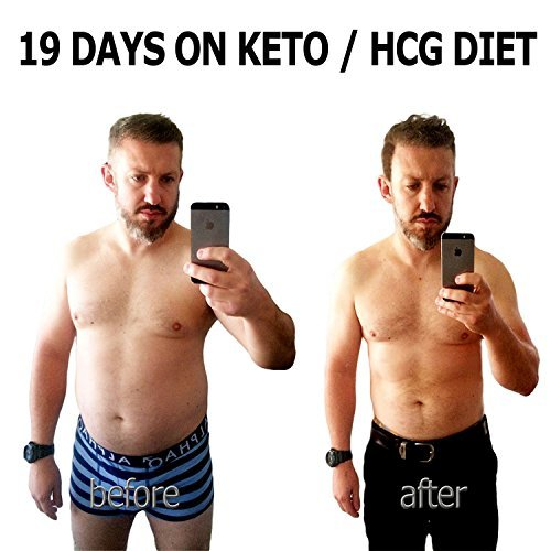 Ketone Keto Urine Test Strips. Lose Weight, Look & Feel Fabulous on a Low Carb Ketogenic or HCG Diet. Get Your Body Back! Accurately Measure Your Fat Burning Ketosis Levels by Just Fitter (Image #3)