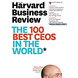 Harvard Business Review, January 2013
