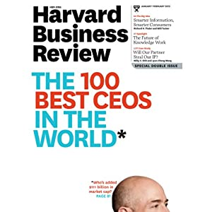 Harvard Business Review, January 2013 Periodical