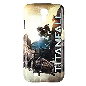 Titanfall Limited Edition Game Snap on Plastic Case Cover Compatible with Samsung Galaxy S4 GS4