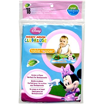 Amazon Com Neat Solutions Disney Minnie Mouse Table