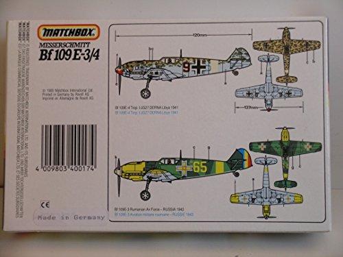 Review Matchbox Models—WW II German