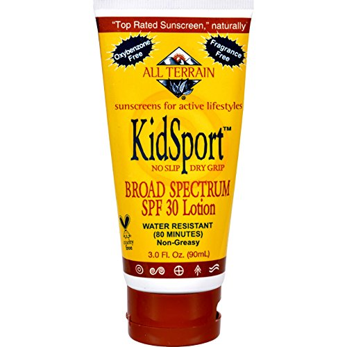 All Terrain Kid Sport Performance Sunscreen SPF 30 - 3 fl oz by All Terrain