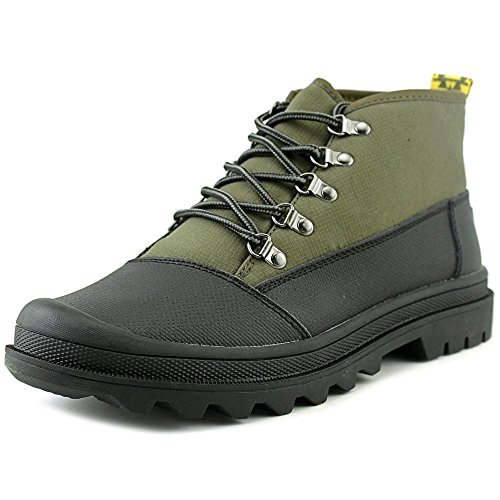TOMS Mens Cordova Boot Black/Tarmac Olive UPBYDYLeK