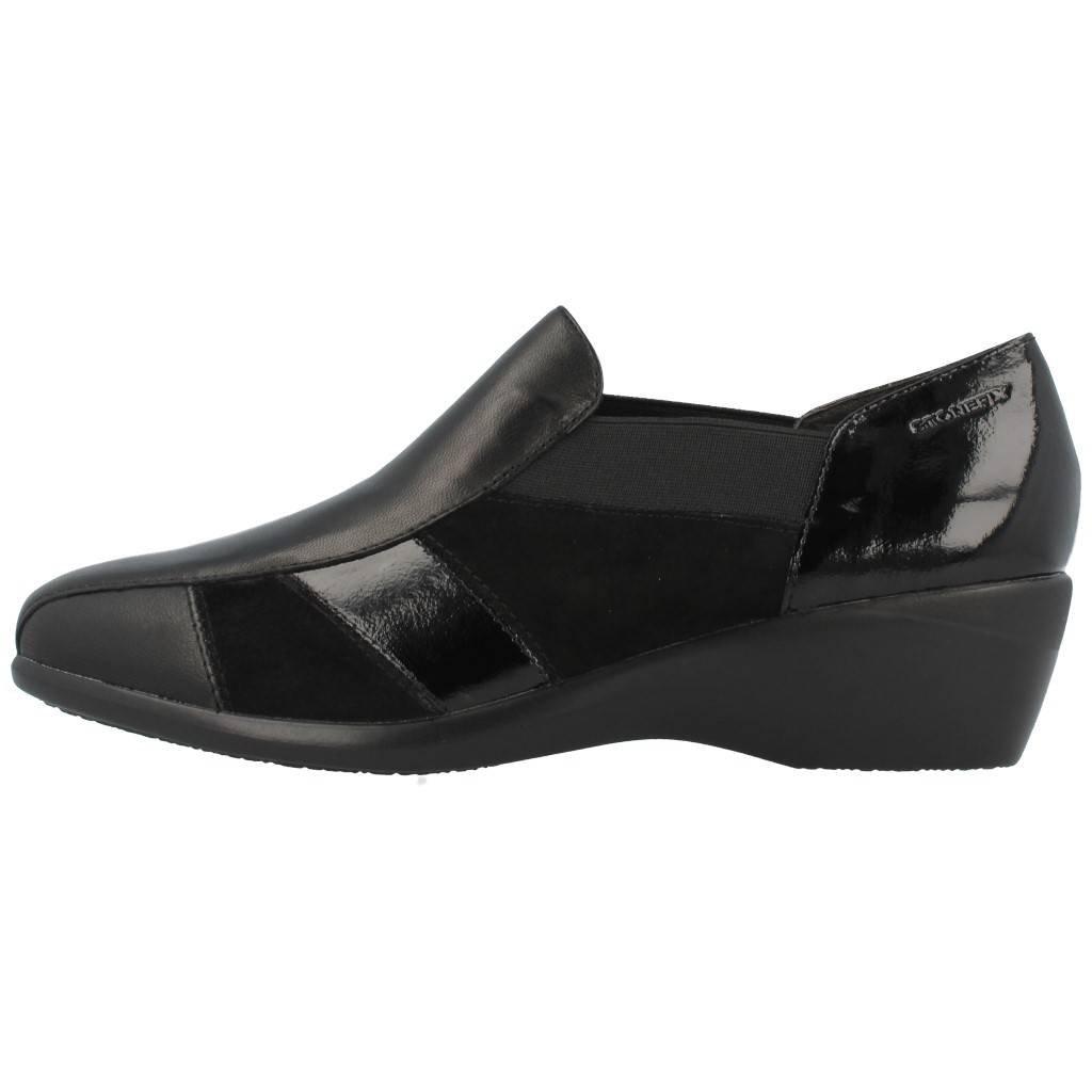 Halbschuhe & Derby-Schuhe, farbe Schwarz , marke STONEFLY, modell Halbschuhe Halbschuhe Halbschuhe & Derby-Schuhe STONEFLY LICIA 23 Schwarz  2d1e4d