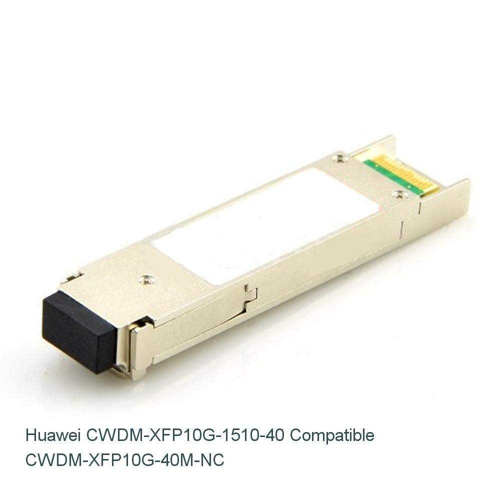 Compatible with Huawei 10G-1510-40 Compatible 10G SFP+ 1510nm 40km Optical module Photoelectric conversion Transceiver Fiber Transceiver