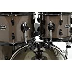 PDP-By-DW-Mainstage-5-Piece-Drum-Set-wHardware-and-Paiste-Cymbals-Bronze-Metallic