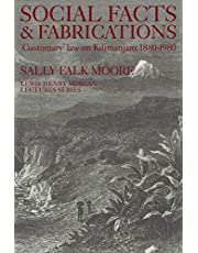 """Social Facts and Fabrications: """"Customary"""" Law on Kilimanjaro, 1880–1980"""