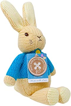 : Peter Rabbit PO1540 Beatrix Potter 'Made with