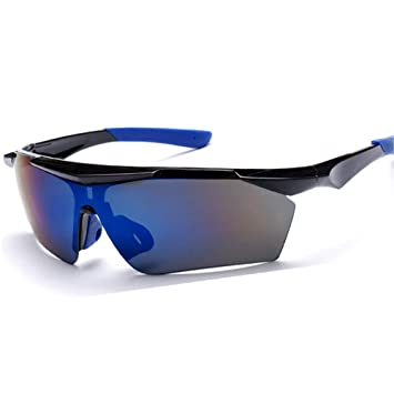 KJHH Gafas de Montar para Bicicleta de montaña Gafas de Sol ...