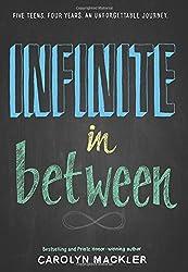 Infinite in Between by Carolyn Mackler (2015-09-01)
