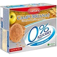 Campurrianas Caja de Galletas sin Azúcar - 400