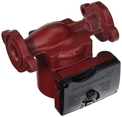 Grundfos 59896341 Brute Series Three Speed 1/25 HP Recirculator Pump