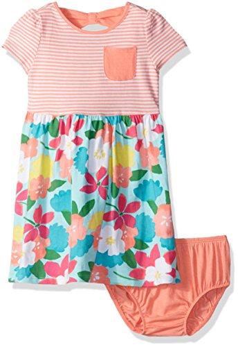 Floral Toddler Dress - 8