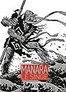 Le singe NE par Manara