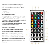 Daybetter Led Lights 2 Ports 44 Key Remote