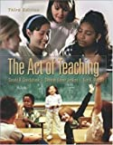 img - for The Act of Teaching with PowerWeb: Education by Cruickshank Donald R Bainer Jenkins Deborah Metcalf Kim K. Cruickshank Donald R. (2002-07-18) Paperback book / textbook / text book