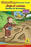 Jorge el Curioso Huellas de Dinosauri, H. A. Rey, 0547557981