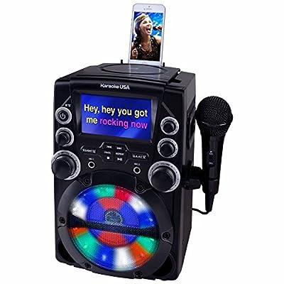 Karaoke USA CDG Karaoke System
