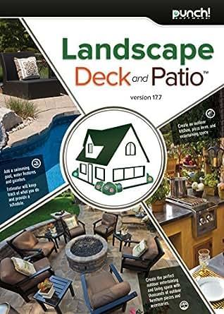 Punch landscape deck patio v17 7 download for Punch home landscape design 17 5 reviews