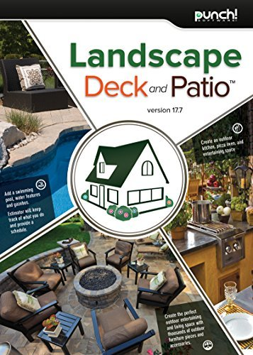 Cheap  Punch! Landscape, Deck & Patio v17.7 [Download]