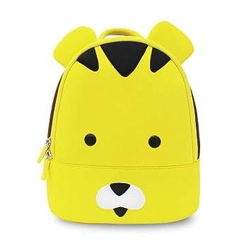 ETSHUBAO Mochila Cute Tiger Reducer Ridge Mochilas escolaresTela de Buceo Premium Mochila de Hombro para bebés DE 3-6 años, Amarillo: Amazon.es: Deportes y ...
