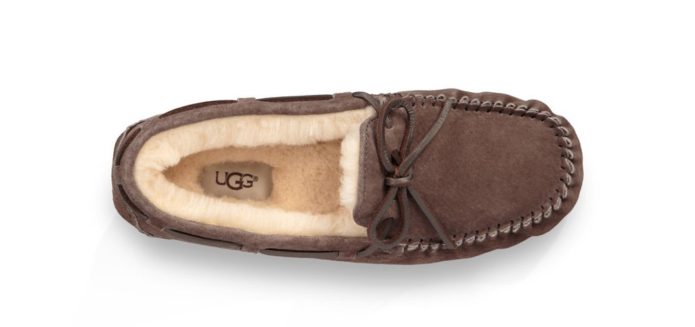 UGG Women's Dakota Metallic Slip On Slipper,Slate,8 M US by UGG (Image #3)