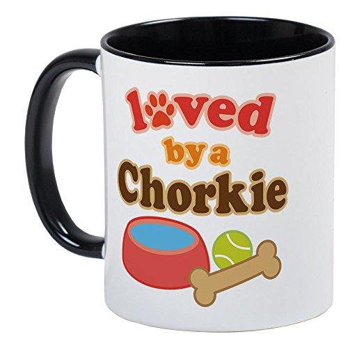 CafePress - Chorkie Dog Gift Mug - Unique Coffee Mug, Coffee Cup