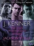 download ebook the stark international trilogy: jackson steele: say my name, on my knees, under my skin pdf epub