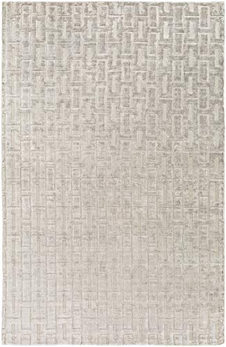 (Surya CBY7009-23 Castlebury Solids and Borders Accent Rug, 2-Feet by 3-Feet)