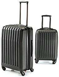 Brookstone - DASH Hardside 4-Wheeled Traveler 26