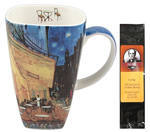 van-gogh-cafe-terrace-at-night-grande-coffee-mug-matching-gift-box-and-1-package-of-6-tea-bags-bundl