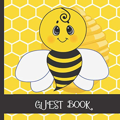 Types Of Themes For Parties (Guest Book: Bee Theme Includes Gift Tracker and Picture Memory Section to Create a Lasting Family Keepsake. (Bee Baby Shower Guest)