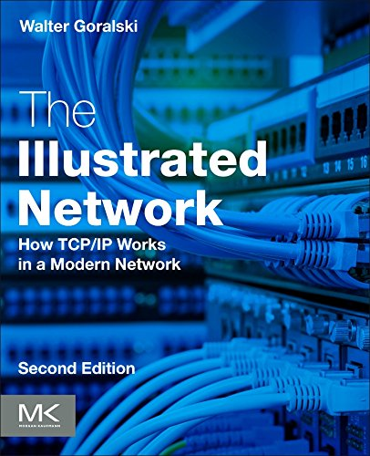 The Illustrated Network, Second Edition: How TCP/IP Works in a Modern Network (Gateway Digital Servers)
