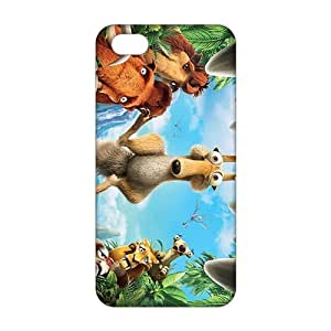 Fortune Cartoon anime Ice Age Phone Case For HTC One M7 Cover
