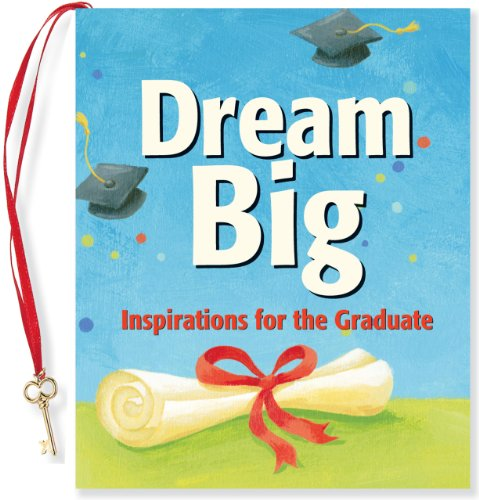 Dream Big (mini Book) (Graduation, Graduate)