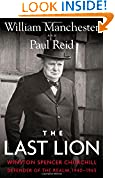 #4: The Last Lion: Winston Spencer Churchill: Defender of the Realm, 1940-1965