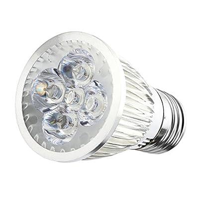 WinnerEco 10W LED Plant Grow lights Full Spectrum E27 AC 110V / 220V Growing Lamp