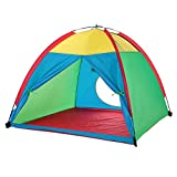 TOMSHOO Portable Kids Play Tent Children Playhouse Indoor and Outdoor Toy Tent
