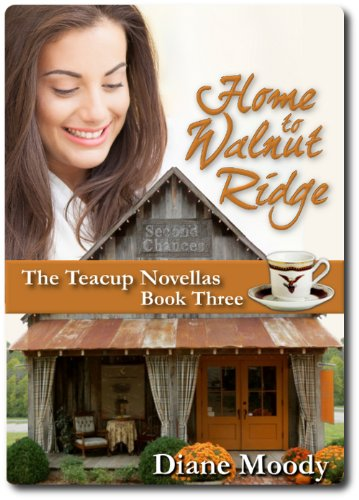 Home to Walnut Ridge (The Teacup Novellas Book 3) by [Moody, Diane]