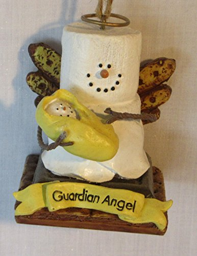 Smores Midwest of Cannon Falls Guardian Angel Ornament (Cannon Falls Smores)