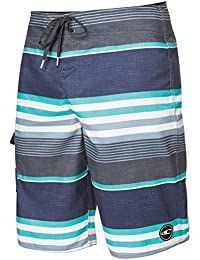 Men's Santa Cruz Striped Boardshort