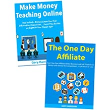The Internet Entrepreneur Guidebook: Make as an Information or Affiliate Marketer (2 in 1 Bundle)