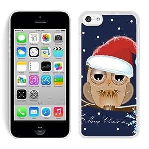 diy phone caseRecommend Design Iphone 5C TPU Case Christmas Owls White iPhone 5C Case 3diy phone case