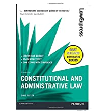Constitutional & Administrative Law: Uk Edition