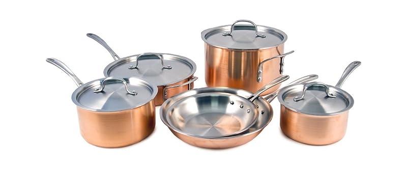Calphalon-Tri-Ply-Copper-10-Piece-Set