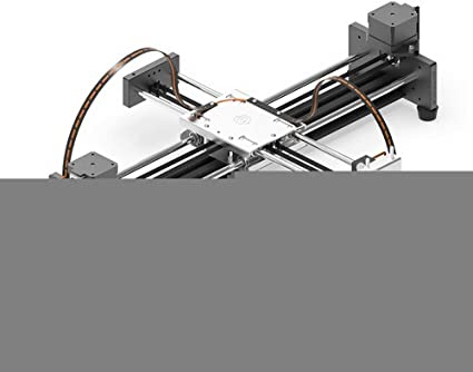 Robot de dibujo/escritura, plotter XY DIY de alta precisión utilizado como robot de pintura Robot de escritura a mano con función de grabado láser A1 Standard: Amazon.es: Oficina y papelería